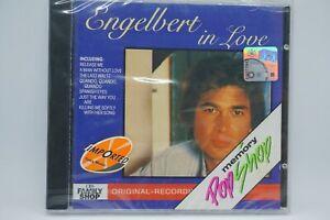 Engelbert-Humperdinck-Engelbert-In-Love-CD-Album-Brand-New-Sealed