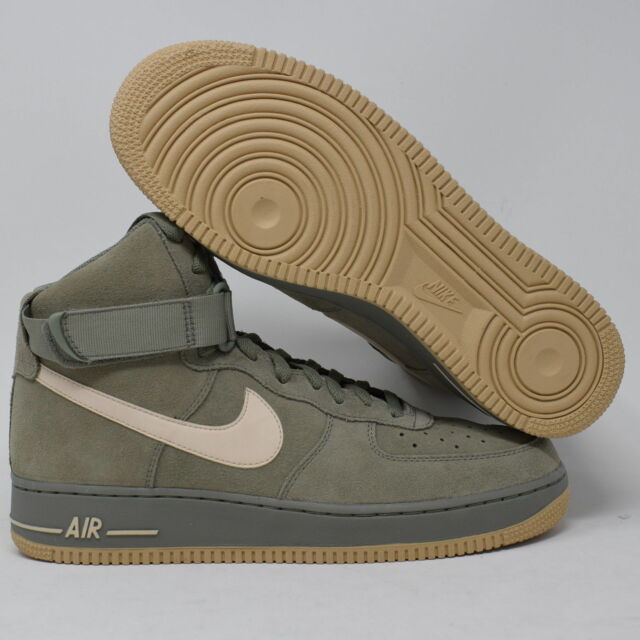 huge selection of 8141c 27cbf ... clearance nike air force 1 high 07 315121 048 dark stucco mens  basketball shoes 56129 a0766