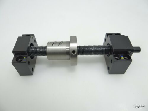 FBR16x2+196mm Used Carry Ball Screws NUT Eichenberger Gewinde BK12+BF12 THK NSK