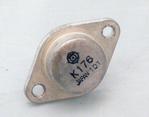 extrêmement rare!! Hitachi 2sk176 MOSFET!! Excellent état!!! originaux