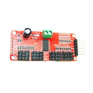 Details about 16 CH Channel 12 Bit PWM Servo Driver I2C PCA9685 LED for  Raspberry Pi