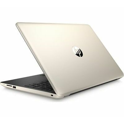 """HP 15-bw067sa 15.6"""" Laptop - Gold"""