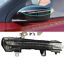thumbnail 1 - LH Rear View Mirror Trun Signal Lamp k For Nissan LANNIA Kicks16-17/Note15-16