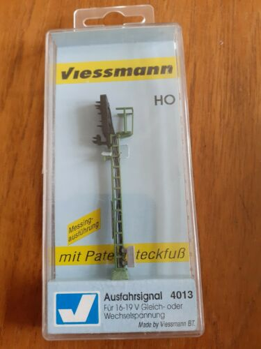 VIESSMANN 4013 HO Light signal New in Box Ausfahrsignal