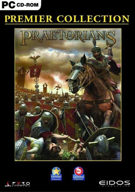 Praetorians - Die Garde Roms (JC) - Premier Collection