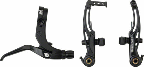 Promax BMX V Point Pro Brake Kit Black