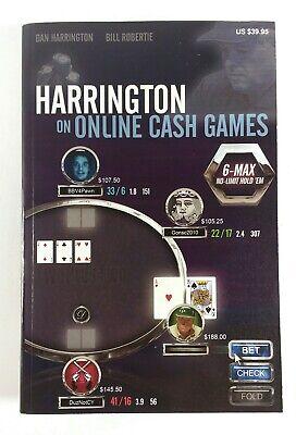 покере харрингтон онлайн о