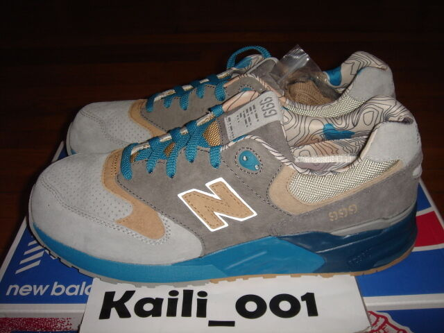 New Balance Concepts Kennedy 999 Size 12 Seals ML999COP Fieg West Kennedy Concepts Staple Asics B 52f090