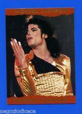 MICHAEL JACKSON - Panini 1996 - CARD - Figurina-Sticker n. 117