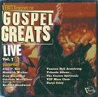 Gospel Greats Vol 1 Live 0755174896729 by Various Artists CD