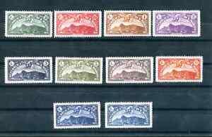 San Marino Air Mail 1931  set of 10  HQ REPLICA