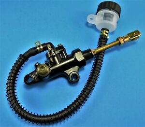 Rear Brake Master Cylinder For Yamaha ATV YFM350 Banshee Warrior Raptor YFM 350