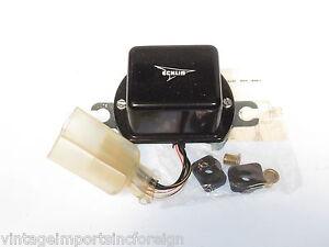 alternator voltage regulator fits honda civic accord prelude vr567 rh ebay com 1989 Honda Accord Voltage Regulator Honda Voltage Regulator Problems