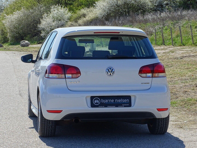 VW Golf VI 1,6 TDi 105 BlueMotion - billede 3
