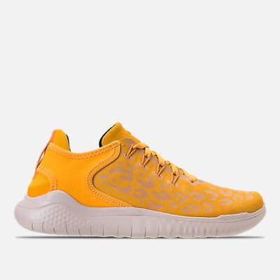 nike free rn 2018 yellow