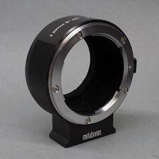Metabones Nikon F to Sony E-mount II Non CPU Lens Adapter