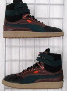 meet 18bb3 49254 Men s Orange Sport Green New Waling Sneakers Premium Brown Puma Sky OqrvOPwR