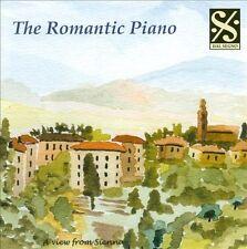 Ignace Paderewski; Alexande...-Romantic Piano CD NEW