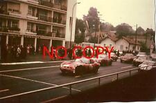 Photo Tour de France 1963 Lucien Bianchi Ferrari GTO Tour auto Pau racing rally