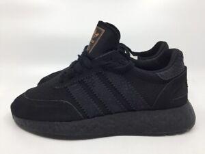 Details zu Adidas I-5923 W G26574 black schwarz Damen Sneaker iniki boost