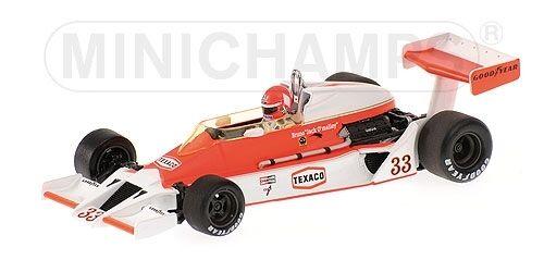 McLaren Ford M26 B. Giacomelli 1978 1 43 Model MINICHAMPS