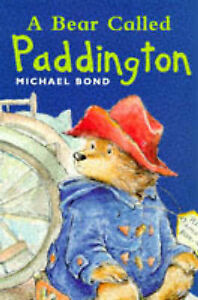 A-Bear-Called-Paddington-Bond-Michael-Acceptable-Fast-Delivery
