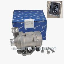 BMW Engine Electric Water Pump + Bolts (N52N Engine) Pierburg OEM 83836