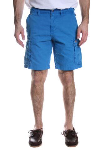 Shorts Combat En Non Brillant Cargo Solde Napapijri Bleu UqxF8tw
