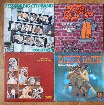 LP, Liller og Papa Bue's Viking Jazzband, Man kan vel ikke