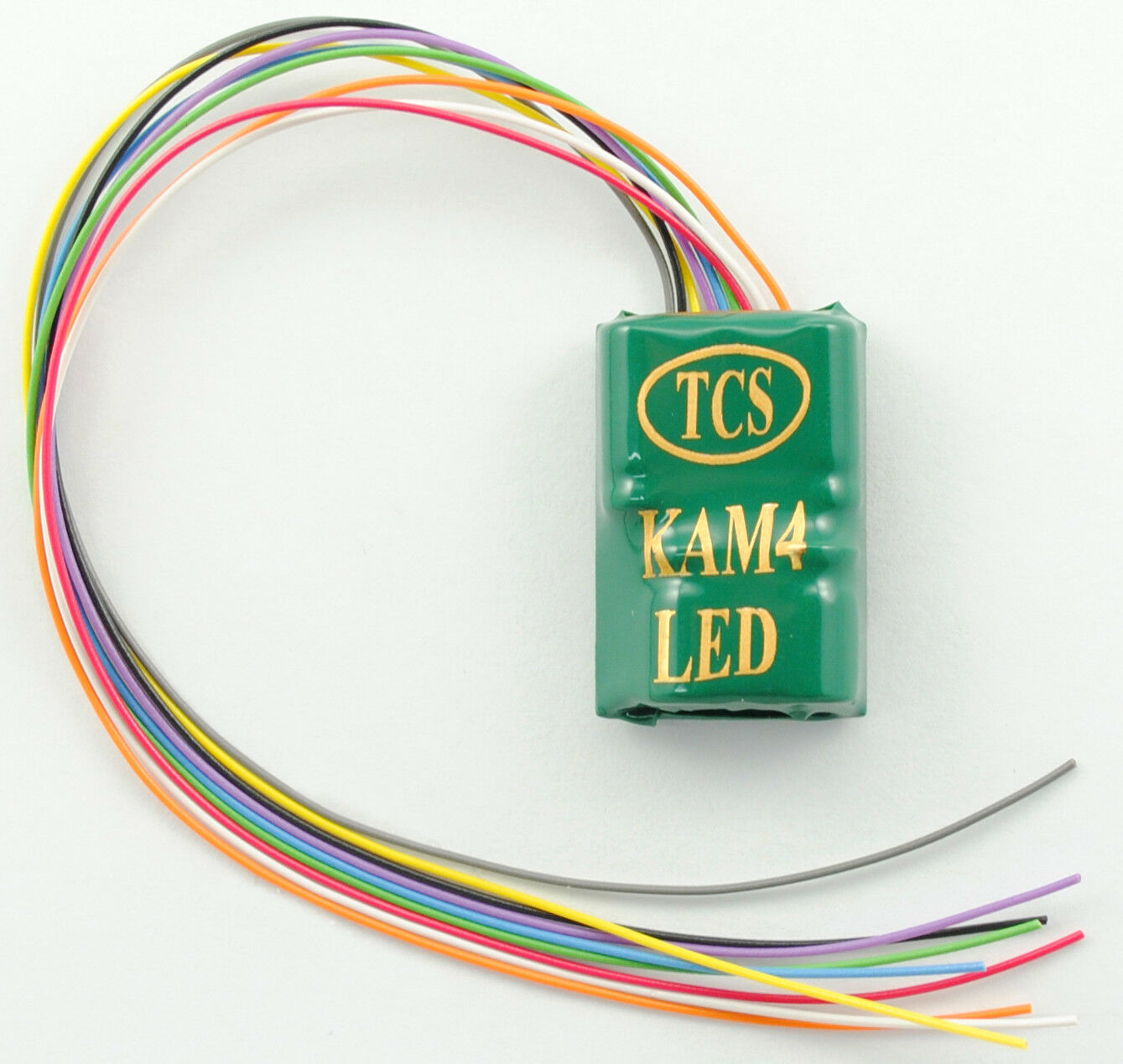 TCS 1479 KAM4-LED DCC 4 fx Decoder LED ready with Keep Alive   MODELRRSUPPLY