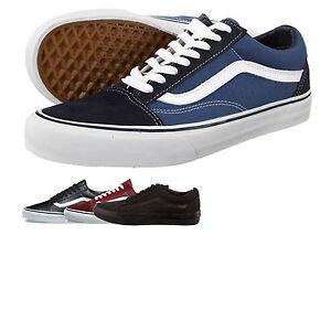 Vans-Old-Skool-Chaussures-Skate-Chaussures-Sneaker-Original-NOUVEAU-Plusieurs-couleurs