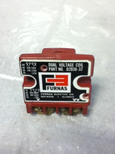 FURNAS D2936-32 COIL