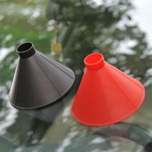 Cone-Shaped-Car-Windshield-Ice-Scraper-Tool-Outdoor-Round-Funnel-Snow-Remover