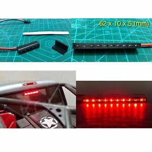 LED-Brake-Light-Lamp-Lightbar-For-1-10-RC-Traxxas-TRX-4-Axial-SCX10-II-D90-Cars