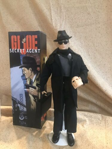 GIJOE Custom Secret Agent
