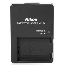 MH-24 MH24 Battery Charger US Plug For Nikon P7000 P7100 D5200 D5100 D3100 D3200
