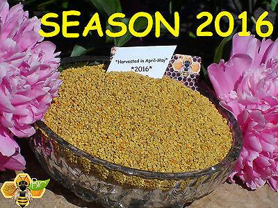 Season 2016 BIO bee pollen.Bienenpollen.Polline d'api.Bipollen.Biepollen.