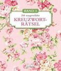 Kreuzworträtsel Deluxe Groß- Band 3 (2014, Gebundene Ausgabe)