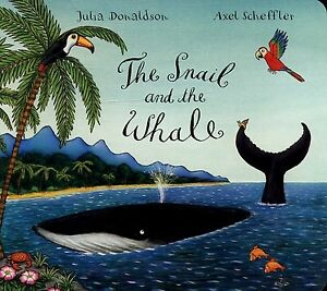 The-snail-and-the-whale-by-Julia-Donaldson-Board-book-FREE-Shipping-Save-s