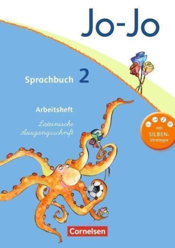 1 von 1 - Jo-Jo Sprachbuch - Aktuelle allgemeine Ausgabe / 2. Schuljahr | Buch