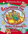 The Berenstain Bears Christmas Fun Sticker and Activity Book by Zondervan (Paperback, 2016)