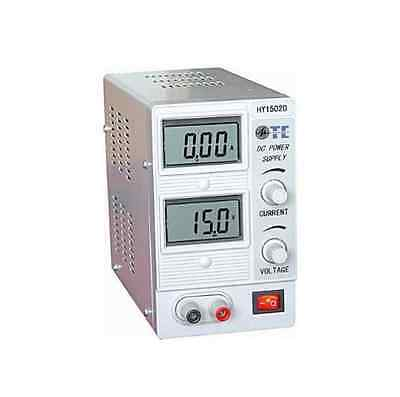 OTE HY-1802D DIGITAL POWER SUPPLY 0-18VDC/0-2A PROJECT LEAD THE WAY POWER SUPPLY