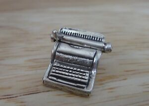 3D Sterling Silver Moveable REVOLVER Bead Charm for  All Name Brand Add a Bead Charm Bracelets