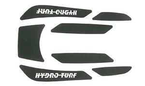NEW HYDRO TURF MAT, F-12 BLK/CUT GRROVE HT05 PSA 967000 HYDRO TURF