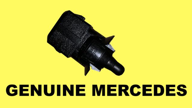 Mercedes Benz Parts Online >> Mercedes Vito Outside Temperature Sensor Genuine Mercedes Benz Parts