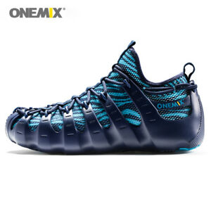 5879b4bdda1c Onemix Men s Original Sport Running Shoes Casual Trainers Outdoor ...