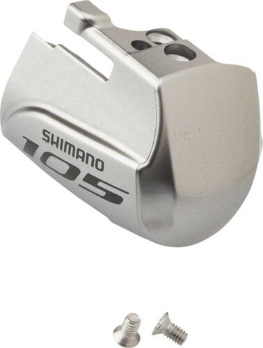 New Shimano 105 5800 Right STI Lever Name Plate and Fixing Screws