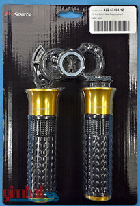 ProSports-amb-manillar-pinzamientos-gas-acoplamiento-pinzamiento-honda-universal-oro-22-2mm