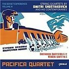 Soviet Experience, Vol. 3: String Quartets by Dmitri Shostakovich and his Contemporaries (2013)
