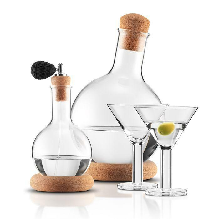 Bodum Melior Martini DECANTER SET